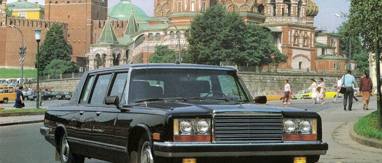 Limousine by Yuri Andropov