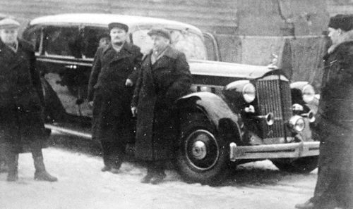 Stalin's limousine