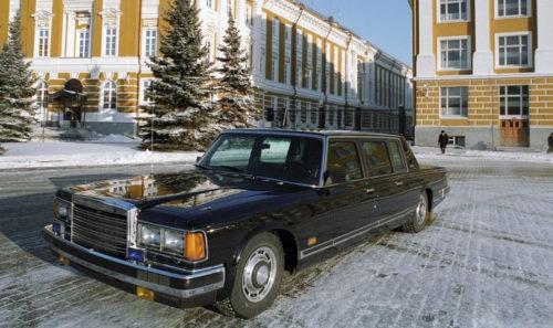ZIL for Mikhail Gorbachev