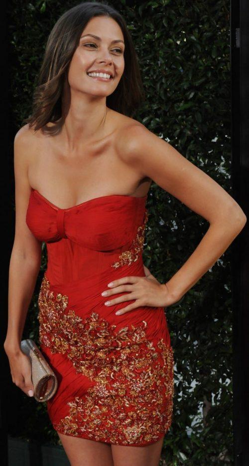 Hollywood actress Olga Fonda