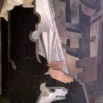 Spanish woman. 1916