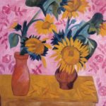 Sunflowers. 1908-1909