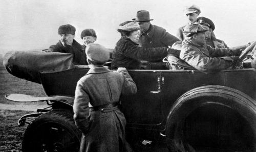 Rolls-Royce Lenin