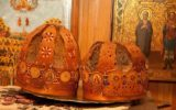 Russian North Nuptial birchbark crown
