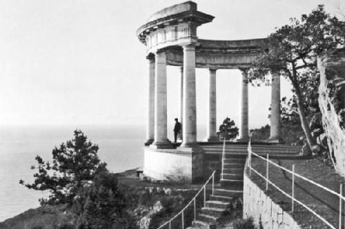 Oreanda. Gazebo 1910