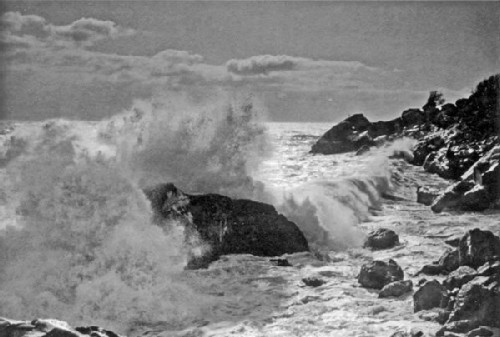 Surf in Alupka 1912