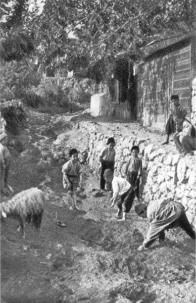 Tatarchata. Crimea 1912.