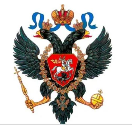 Coat of arms of Peter the Great