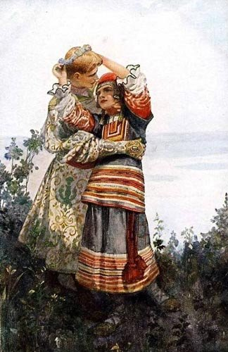 Russian watercolorist Sergey Solomko
