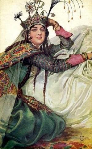 Queen Azvyakovna