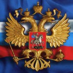 Russian two-headed eagle