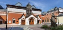 Ten best Russian museums. Tretyakov Gallery in Lavrushinsky Lane, Moscow