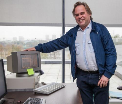 Evgeny Valentinovich Kaspersky, creator of Kaspersky antivirus
