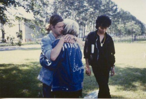 BG, Joanne and Victor