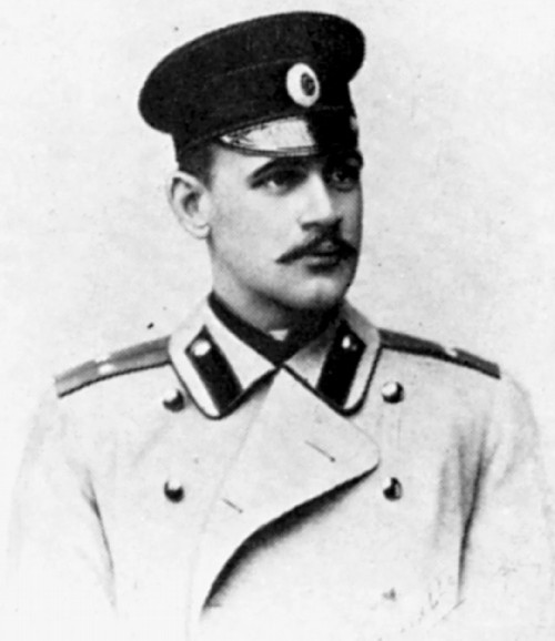 Gleb Yevgeniyevich Kotelnikov (January 30 1872 – November 22, 1944)