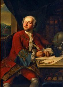 Greatest Russian inventors. Mikhail Lomonosov