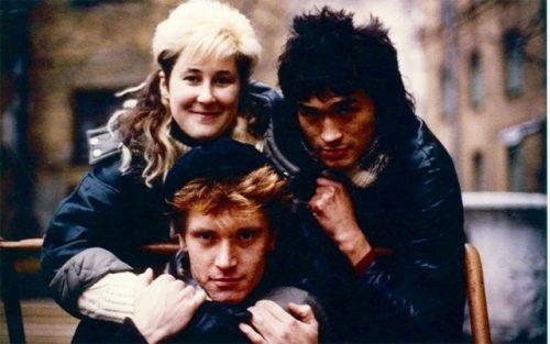 Joanne, Gustav and Tsoi