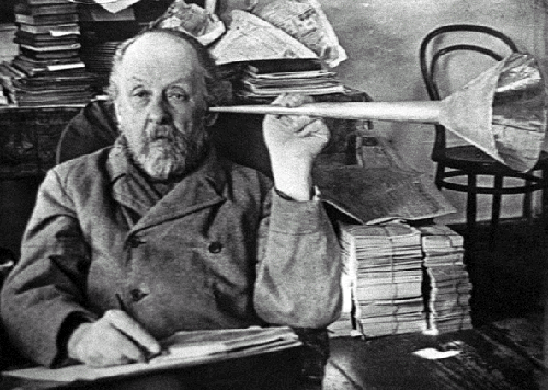 Greatest Russian inventors. Konstantin Tsiolkovsky (1857–1935), spaceflight (theory principles that led to numerous inventions)