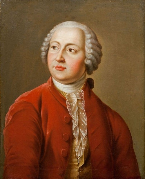 Greatest Russian inventors. Mikhail Lomonosov