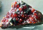 Rare minerals of Plast