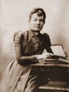 S. V.Kovalevskaya (the first woman in the world - Professor)