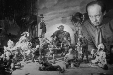 VA Starevich - world's first volume-animated cartoon movie