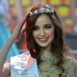 Miss World 2014 contestant Anastasia Kostenko