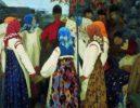 Andrew Ryabushkin, Runaround (1902)