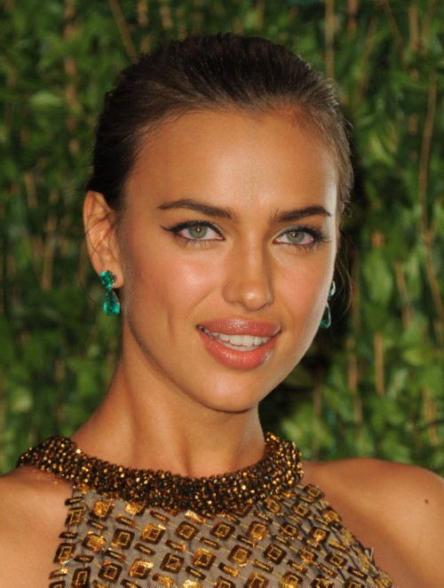 Irina Shayk. Most beautiful Russian models