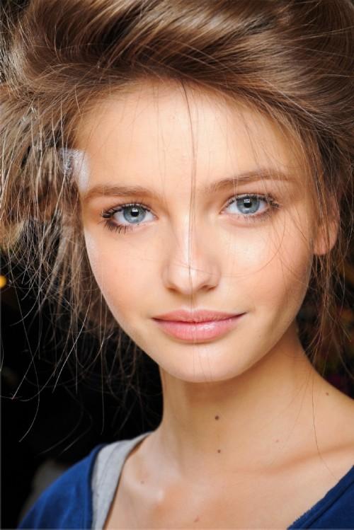 Kristina Romanova. Most beautiful Russian models