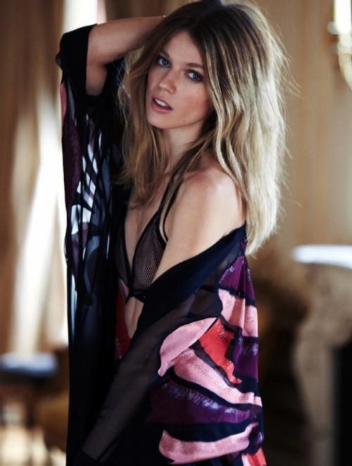 Maria Novoselova. Most beautiful Russian models