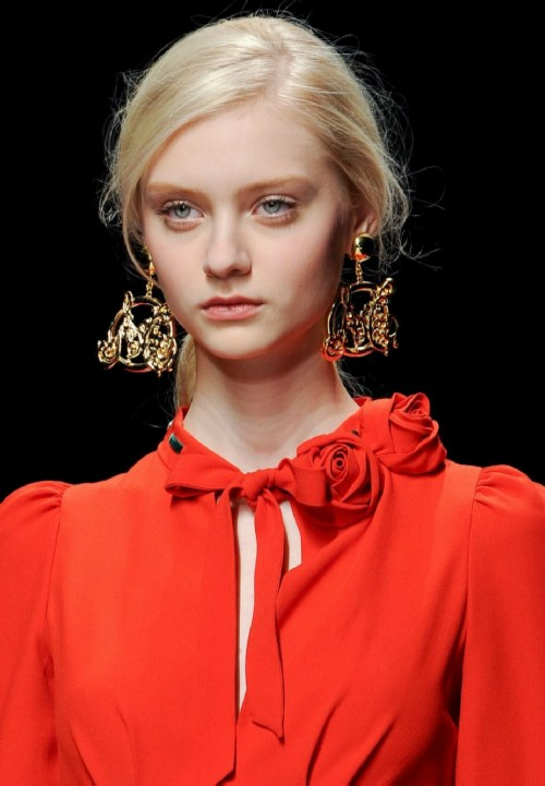 Nastya Kusakina. Most beautiful Russian models