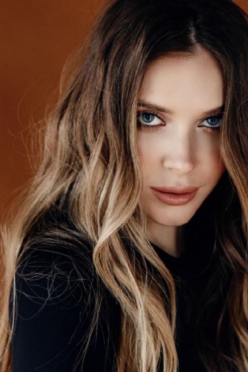 Sofia Lomyga. Most beautiful Russian models