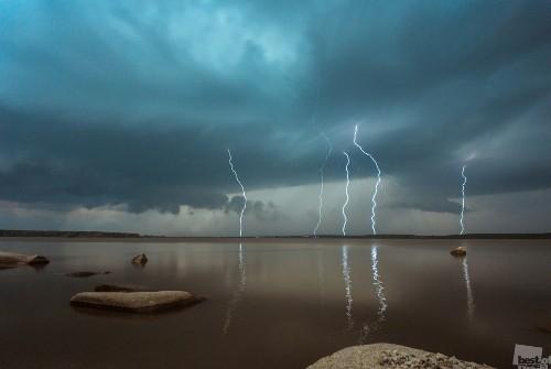Discharge. Photographer Sergey Bannykh. Ekaterinburg