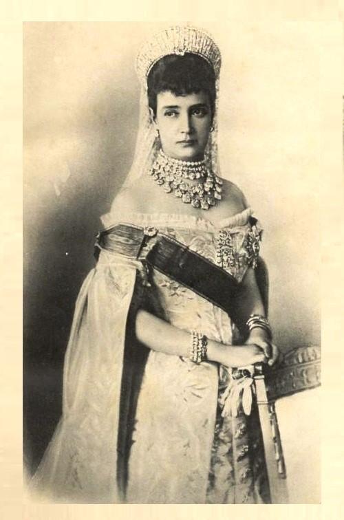 Empress Maria Feodorovna