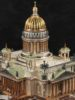 Model - sculpture 'St. Isaac's Cathedral'