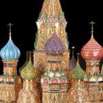 Great Russia exclusive Zlatoust souvenirs