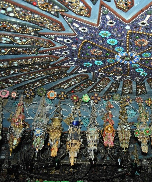 Beaded Temple in Crimea