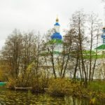 The Raifa Bogoroditsky Monastery