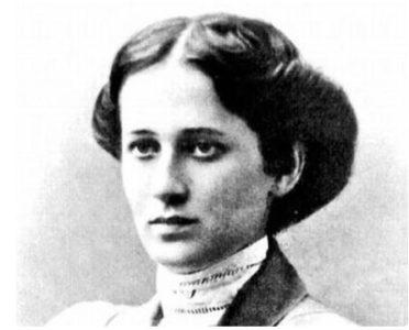 Young Akhmatova. Odessa