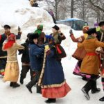Red Hill festival - Traditional Russian Krasnaya Gorka
