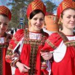 Russian spring festival Maslenitsa