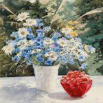 Russian artist Grand Duchess Olga Romanova
