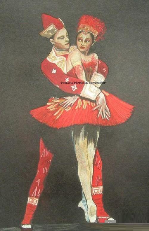 firebird. Artist Juliana Sokolskaya