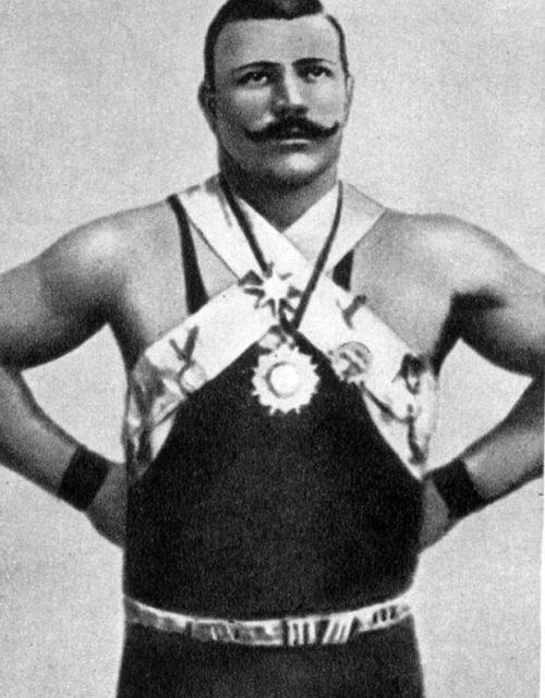 Ivan Zaikin wrestler