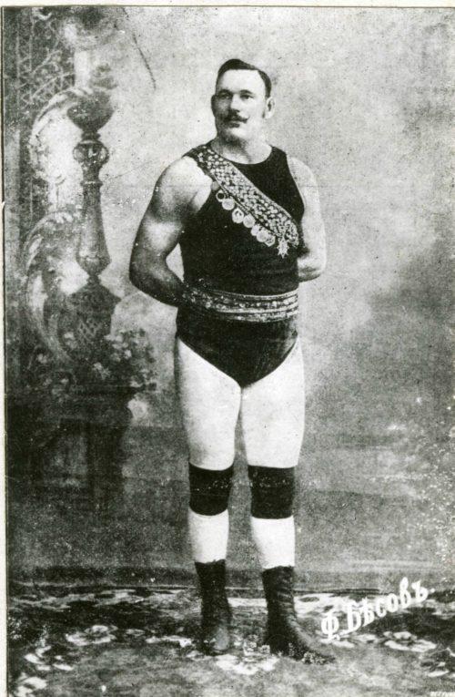 Grigory Kosinsky strongman