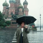 Celebrities visiting Red Square