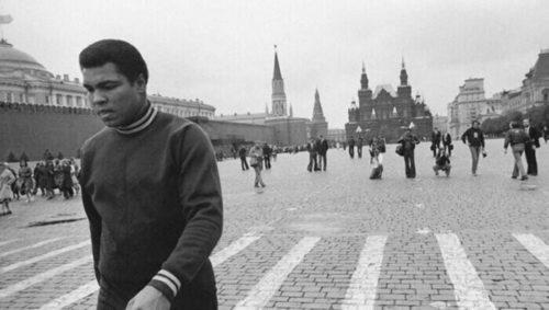 Mohammed Ali, June 19, 1979