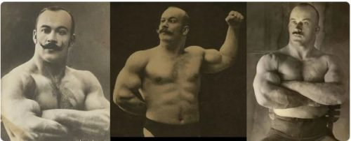 Peter Krylov, nicknamed The King of Weights. Russian strongmen He specialized in kettlebells. From a standing position he lifted a two-pound (32kg) kettlebell 86