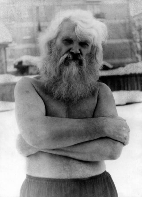 Russian mystic Porfiry Ivanov